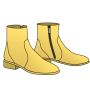 wiki:items:clothing:foot:ankle_boots_clothing_yellow.png