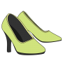 wiki:items:clothing:foot:heels_clothing_green_lime.png